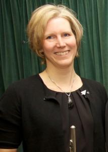 Louise Rhoades - Treasurer